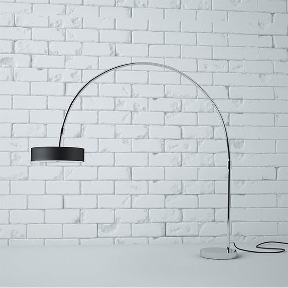 Miris Floor Lamp - 3DOcean Item for Sale