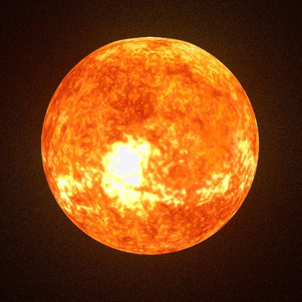 Sun Model