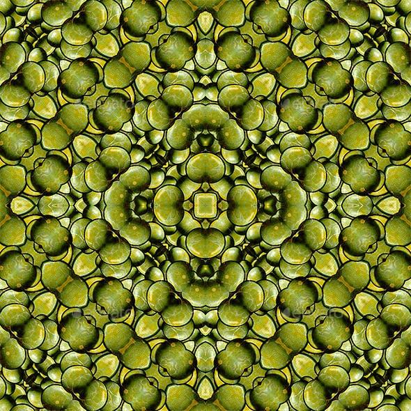 Alien Reptile Seamless Texture