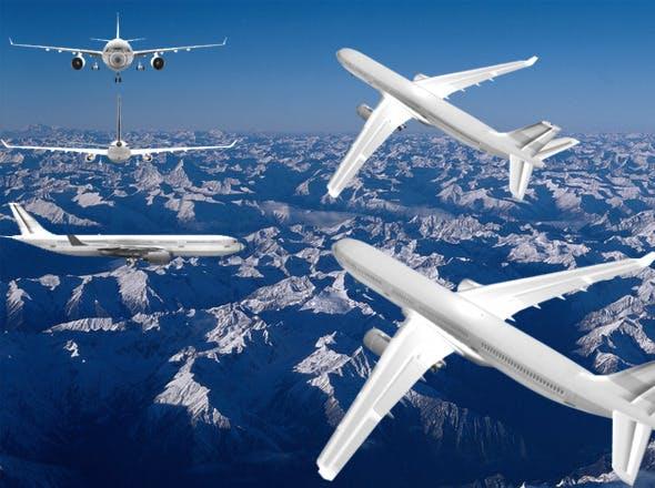 Airbus-330 - 3DOcean Item for Sale