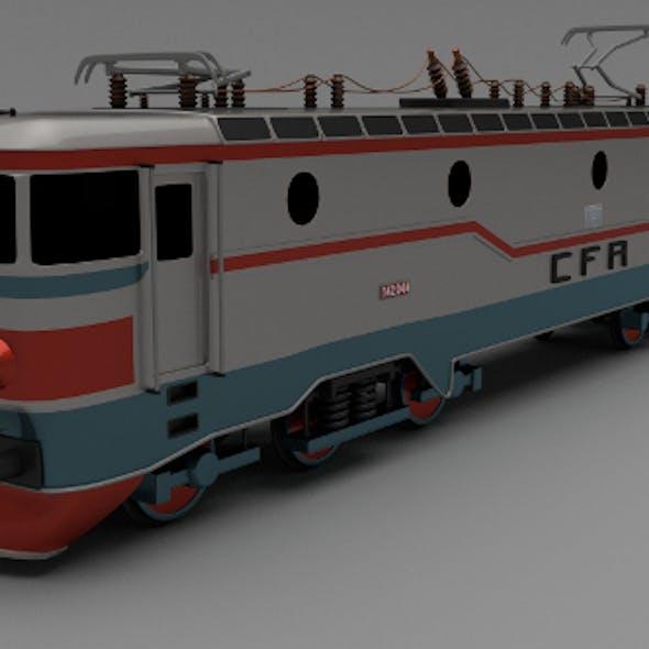 Class 42 Electric Locomotive