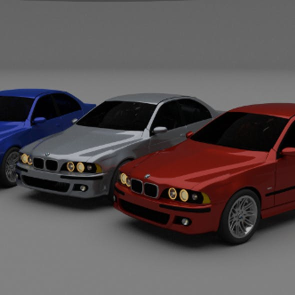 5 Series BMW E39