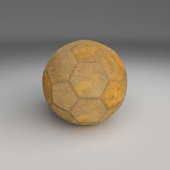 Used football
