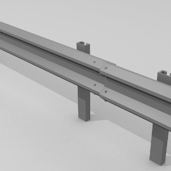 Traffic railing