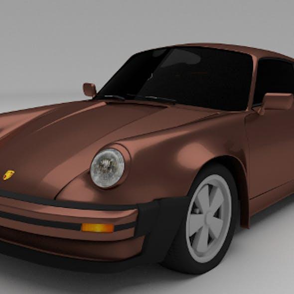 1975 Porsche 911 930