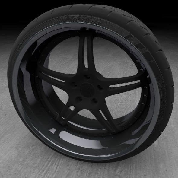 HRE 597R - 3DOcean Item for Sale