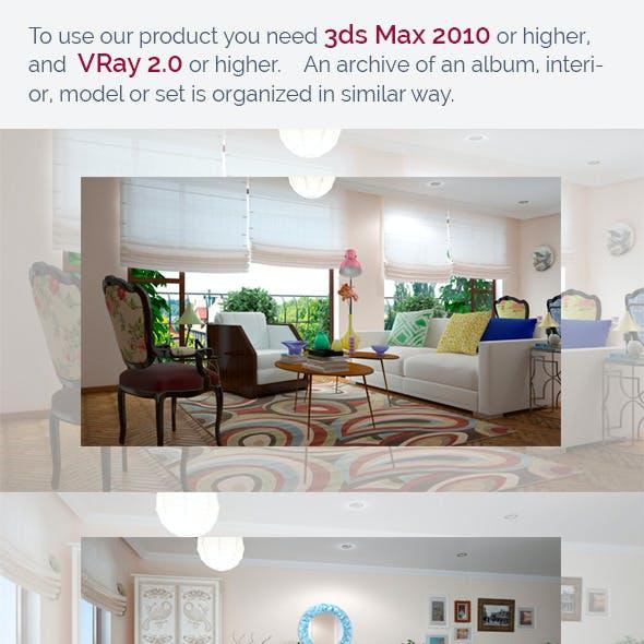 Living Room 0439