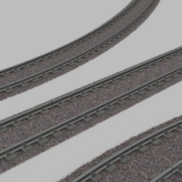 Train/Subway Rail