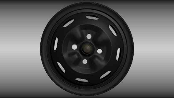 Generic rim - 3DOcean Item for Sale