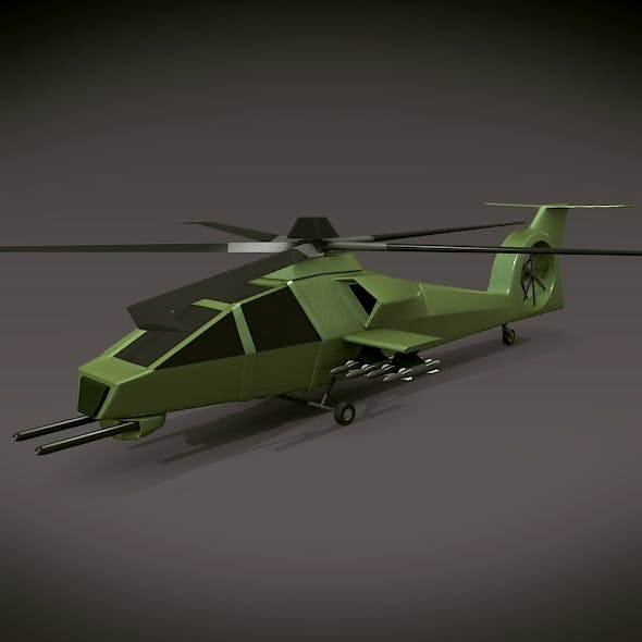 Military helicopter concept