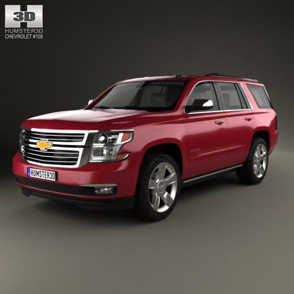 Chevrolet Tahoe 2014 - 3DOcean Item for Sale