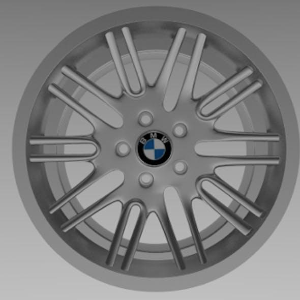 BMW rim 4