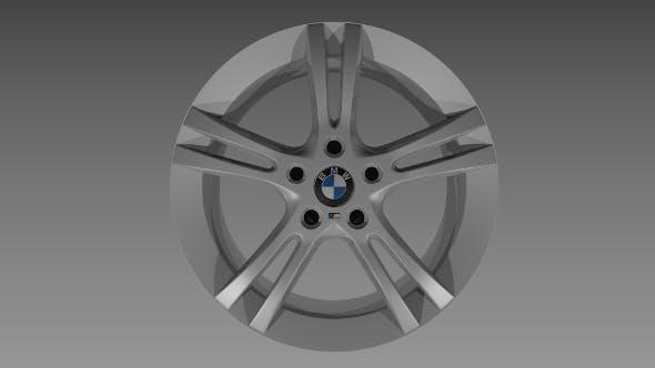 BMW rim - 3DOcean Item for Sale