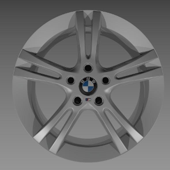 BMW rim