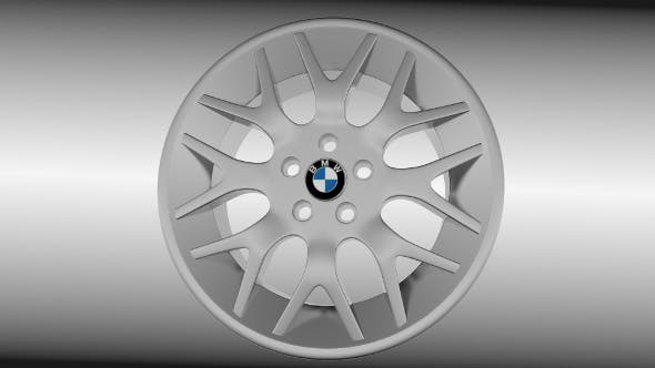 BMW rim 3 - 3DOcean Item for Sale