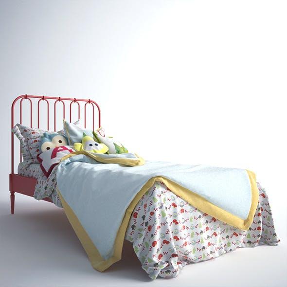 Raspberry Bed