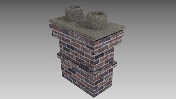 Chimney - 3DOcean Item for Sale