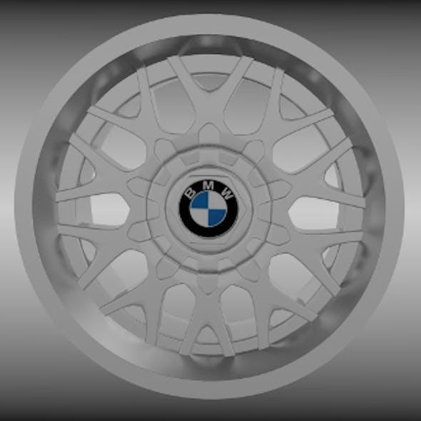 BMW rim 5