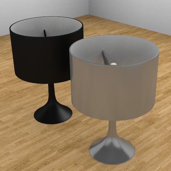 Flos spun lamp - 3DOcean Item for Sale