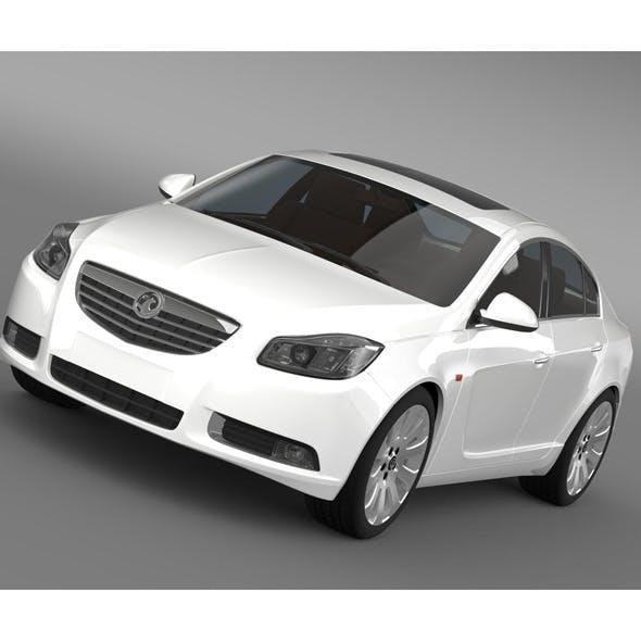 Vauxhall Insignia ecoFlex 2008-13