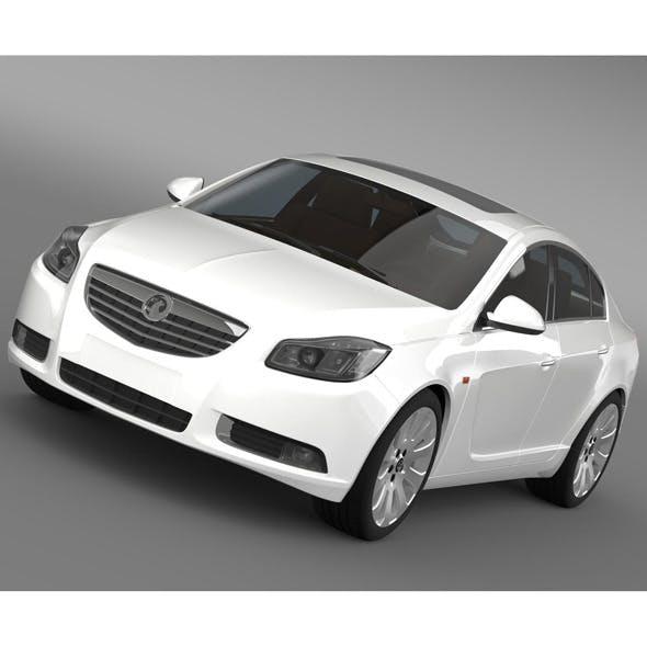 Vauxhall Insignia Hatchback 2009-2013