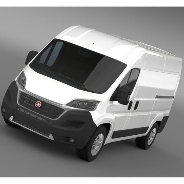 Fiat Ducato Van L2H2 2015 - 3DOcean Item for Sale