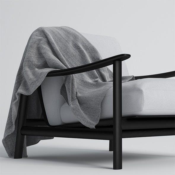 Nordic Armchair - 3DOcean Item for Sale