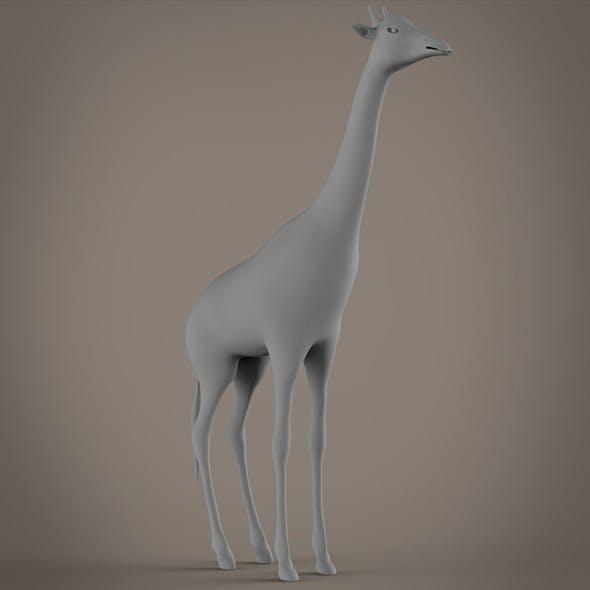 Giraffe base model