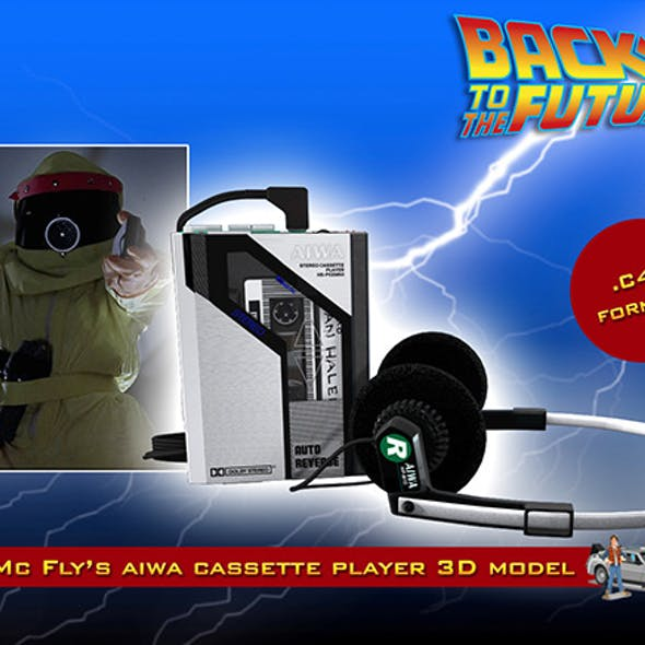 Bttf Aiwa Walkman