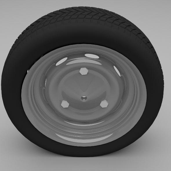 Dacia wheel