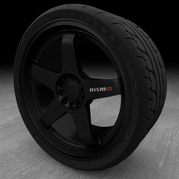 Nismo LM 4 - 3DOcean Item for Sale