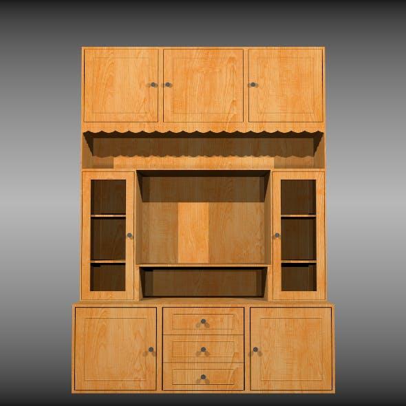 Simple furniture - 3DOcean Item for Sale