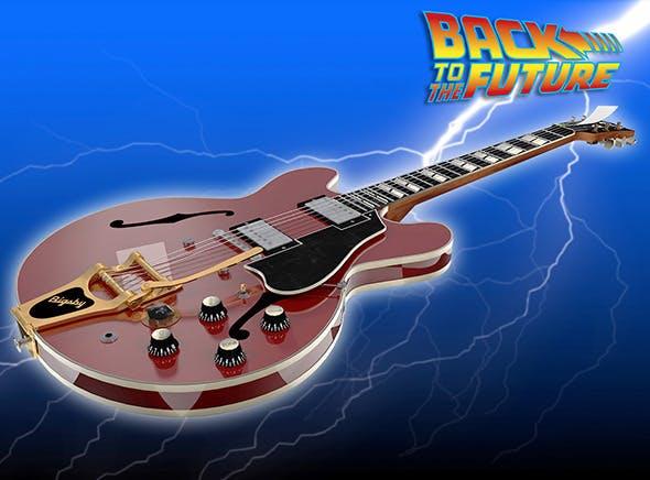 Gibson ES-345 Guitar - 3DOcean Item for Sale