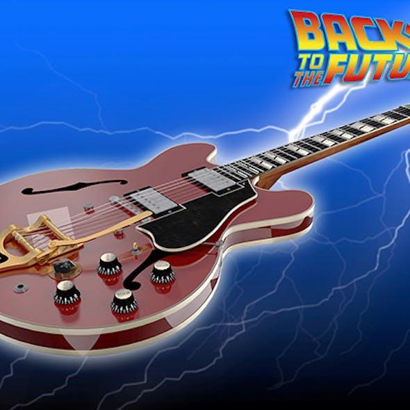 Gibson ES-345 Guitar