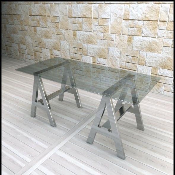 Andrew Martin: A-Frame Desk