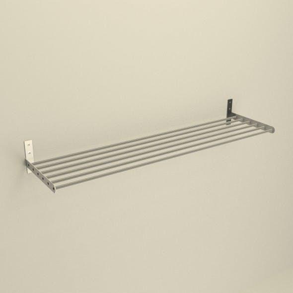 Kitchen Rack - 3DOcean Item for Sale