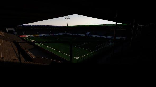 Soccer stadium - 3DOcean Item for Sale