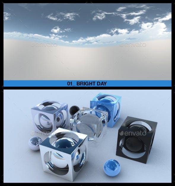 HDRI Sky Pack 1 - 3DOcean Item for Sale