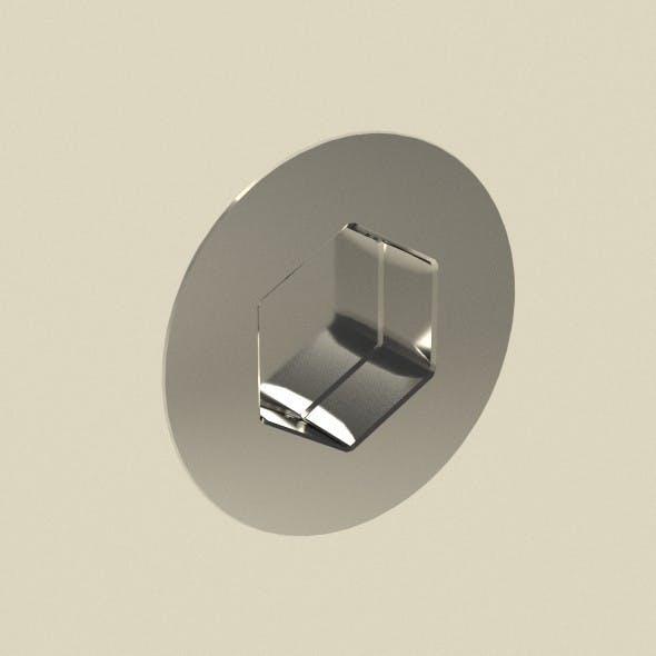 Inbus Screw - 3DOcean Item for Sale