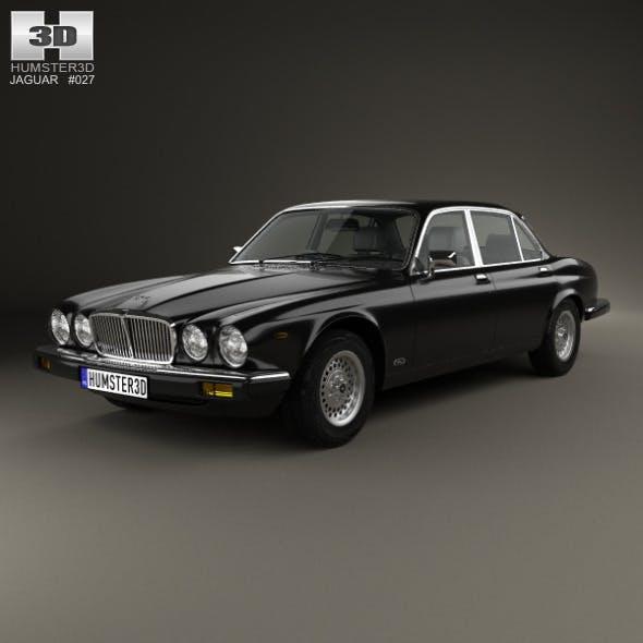 Jaguar XJ (Series 3) 1979 - 3DOcean Item for Sale