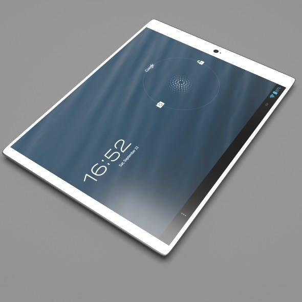Tablet - 3DOcean Item for Sale