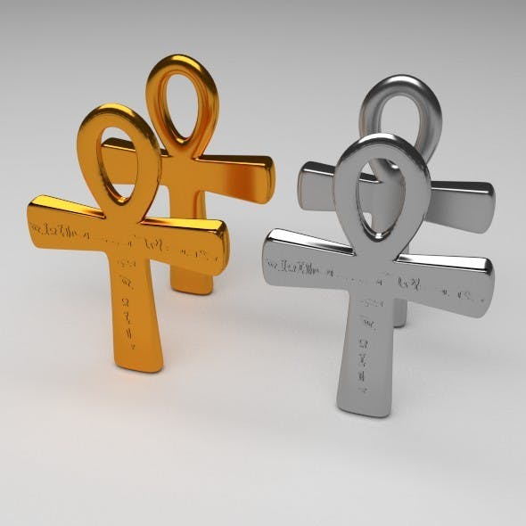 Ankh - 3DOcean Item for Sale