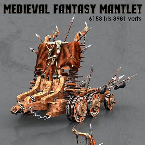 Medieval Fantasy Mantlet