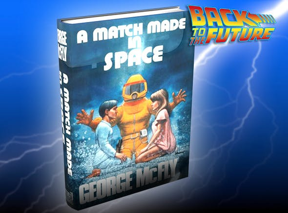 Georges Mc Fly Sci-Fi Novel Book - 3DOcean Item for Sale
