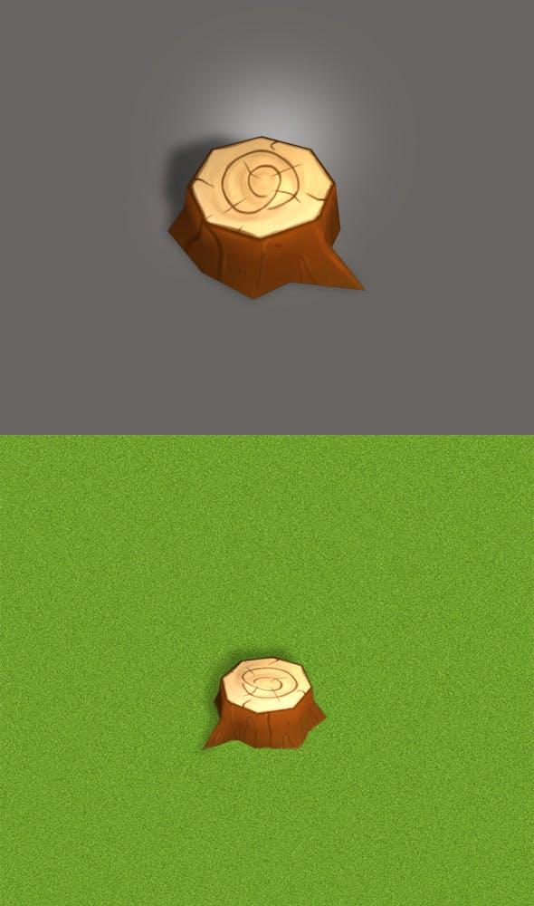 Tree Lowpoly - 3DOcean Item for Sale