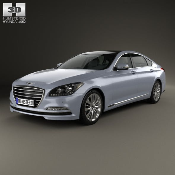 Hyundai Genesis (Rohens) 2015