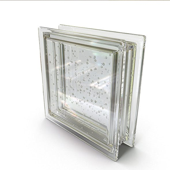 Clear Luxfer - 3DOcean Item for Sale