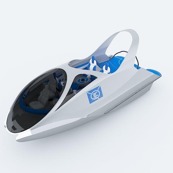 Unique Speed Boat