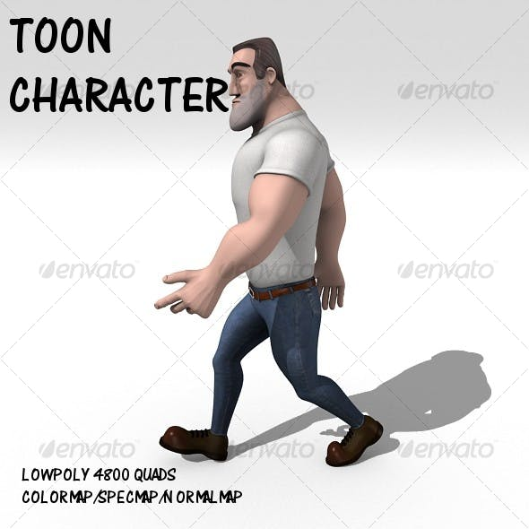 Toon Character