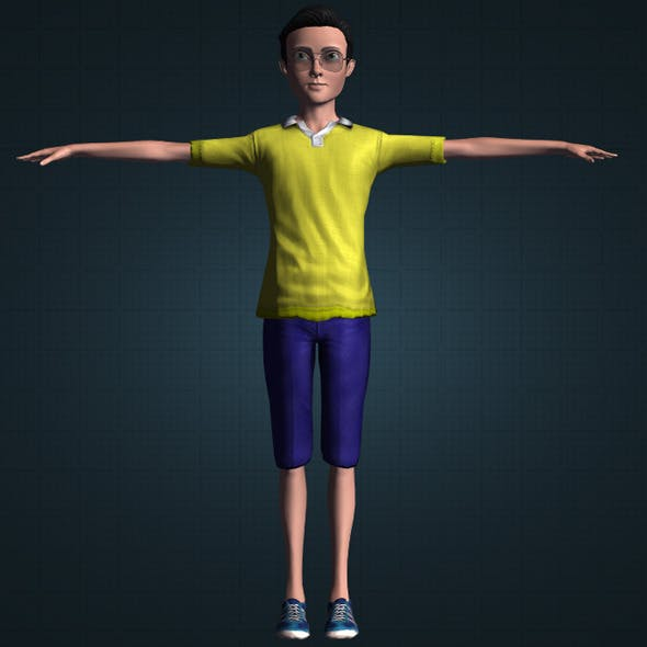 Nobita FansArt